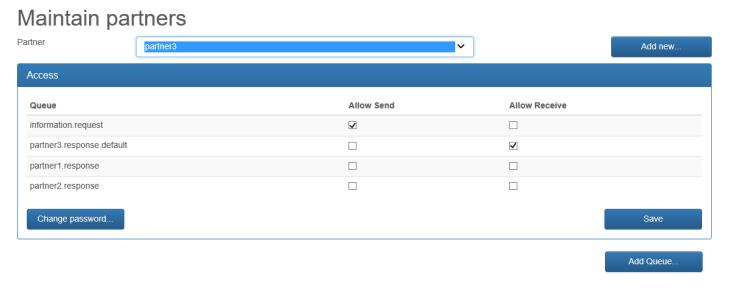SB Admin Partner Tool